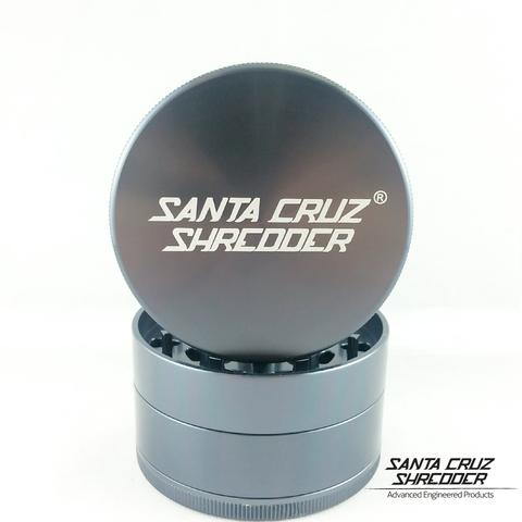 "Santa Cruz Shredder Large 2.75"" 4-Piece Grinder"
