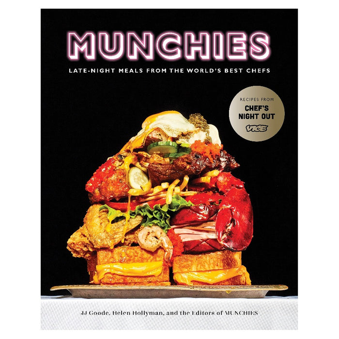 MUNCHIES: Late-Night Meals from the World's Best Chefs