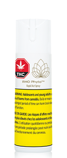 RHO Phyto - 40 CBD Rapid Act Spray