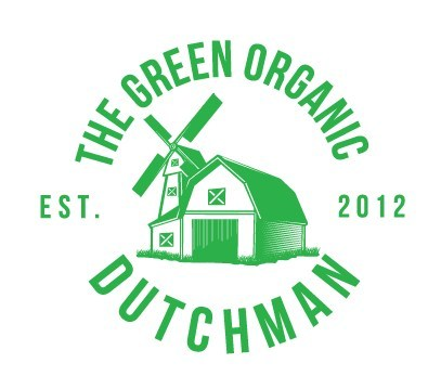 The Green Organic Dutchman - Unite Organic Dried Flower