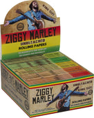 Ziggy Marley - Unbleached Pure Hemp Rolling Papers