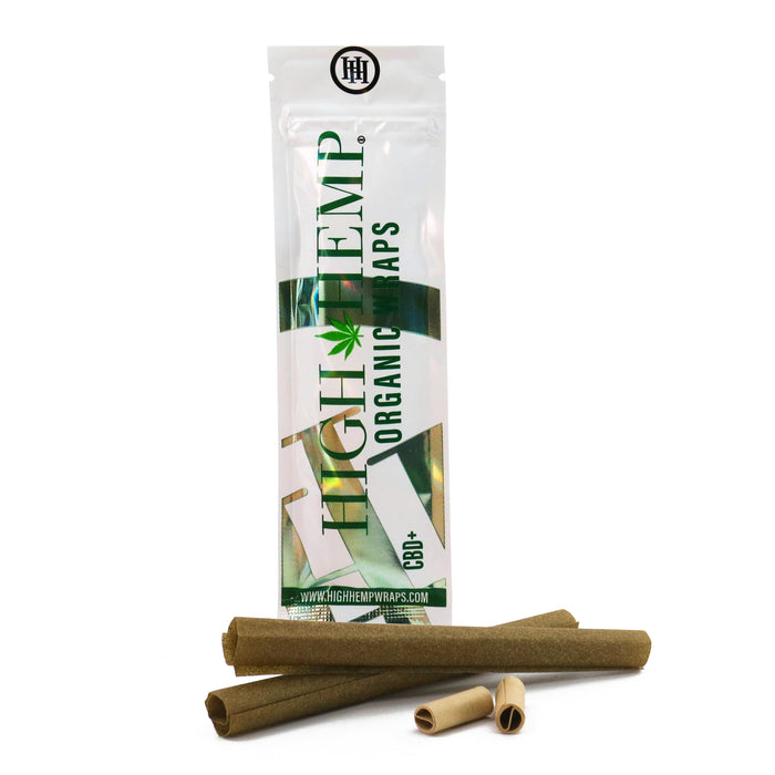 High Hemp Organic Wraps