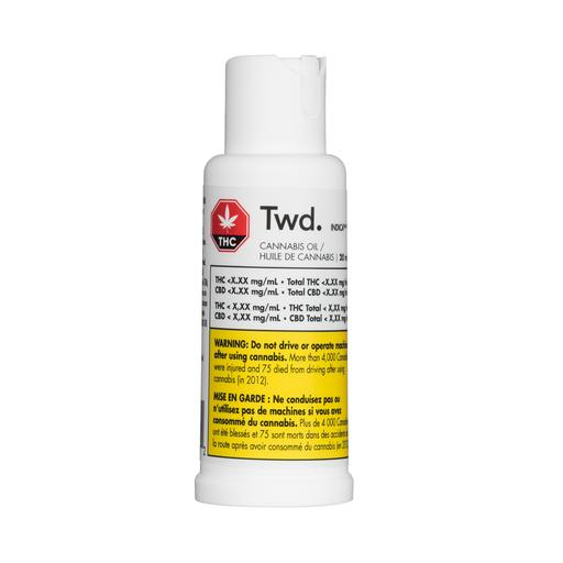 TWD - Indica Oral Spray