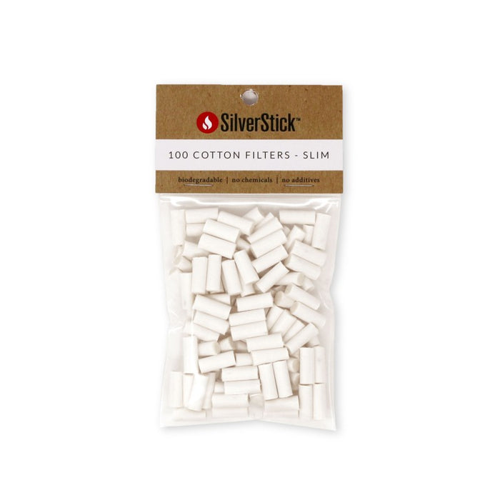 The SilverStick Replacement Filters Bag of 100