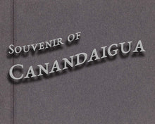 Load image into Gallery viewer, Souvenir of Canandaigua, New York