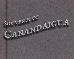 Souvenir of Canandaigua, New York