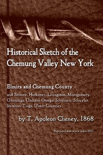 Historical Sketch of the Chemung Valley, New York: Elmira and Chemung County, and Broome, Herkimer, Livingston, Montgomery, Onondaga, Ontario, Otsego, Schoharie, Schuyler, Steuben, Tioga, Ulster Counties