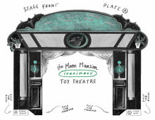 Load image into Gallery viewer, Moon Mansion Toy Theatre
