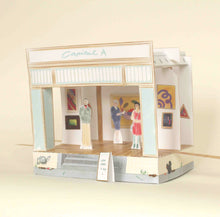 Load image into Gallery viewer, Capital A Art Gallery Toy Theatre