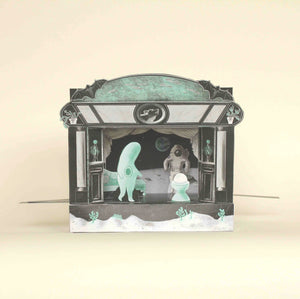 Moon Mansion Toy Theatre
