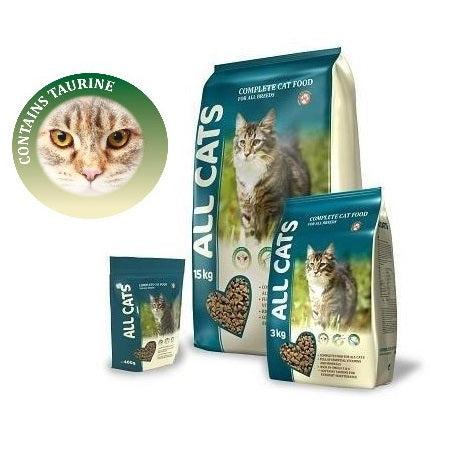 All Cats Premium Katzenfutter