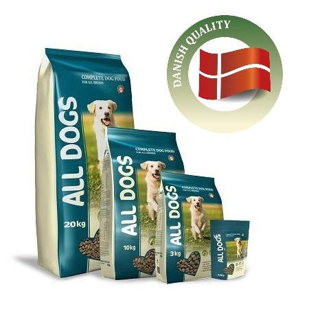All Dogs Premium Hundefutter