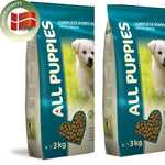 ALL Puppies Welpenfutter Doppelpaket 2x3kg