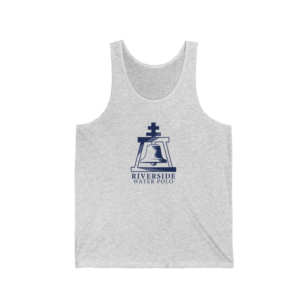 Riverside Water Polo Unisex Jersey Tank | Light