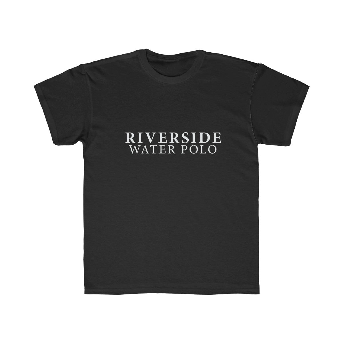 Riverside Water Polo Kids Regular Fit Tee  | Dark