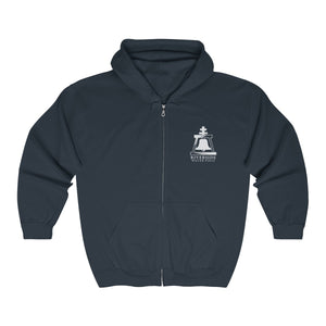 Riverside Water Polo Unisex Heavy Blend™ Full Zip Hooded Sweatshirt