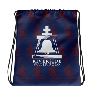 Riverside Water Polo Drawstring Bag