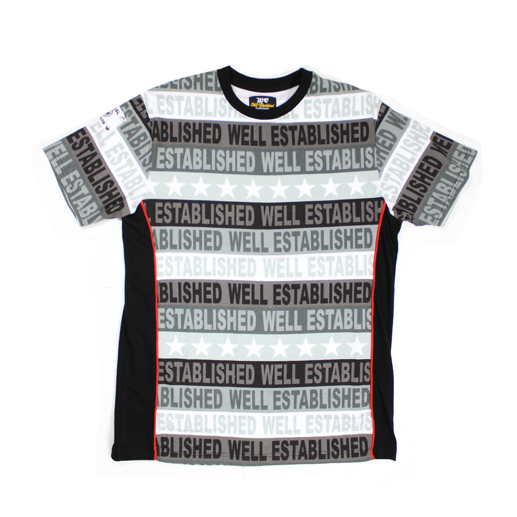 Stripe the Established Tee - mistermnm1