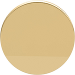 Blank Bay - Polished Brass