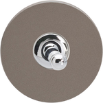 Toggle Switch - Pewter