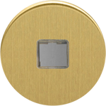 USB - Brushed Brass