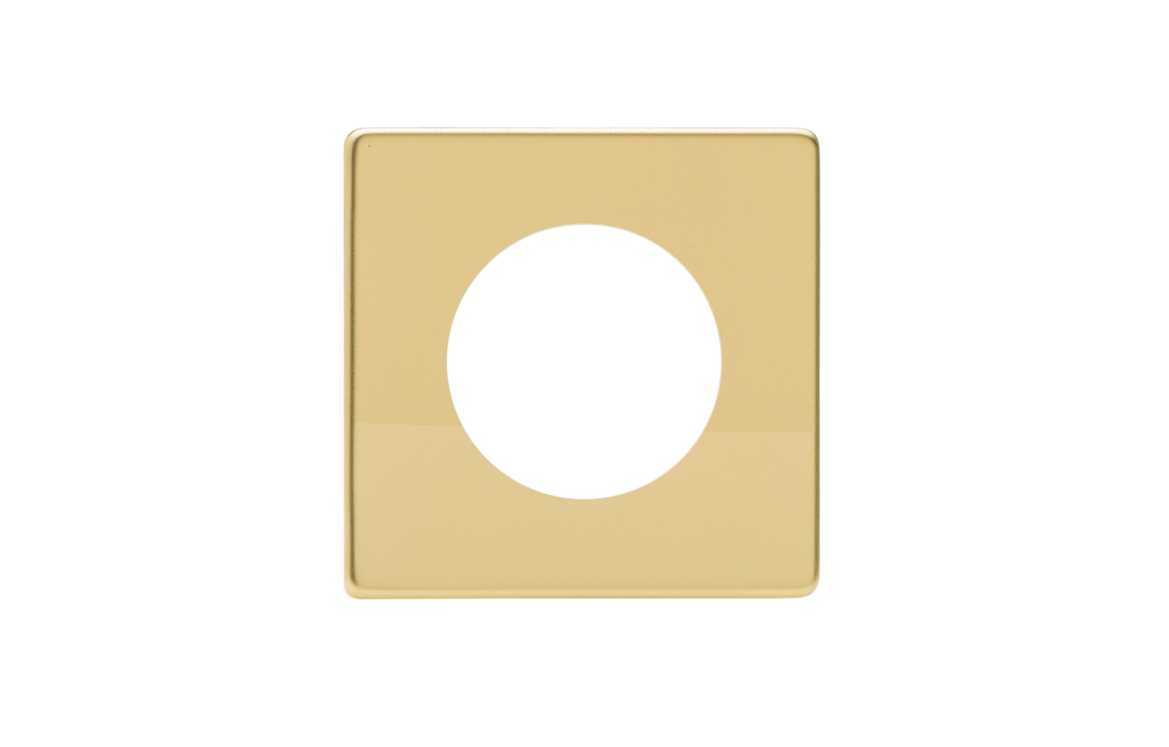 Single Frame - Polished Brass