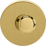 700W Dimmer (Non-LED) - Brushed Brass