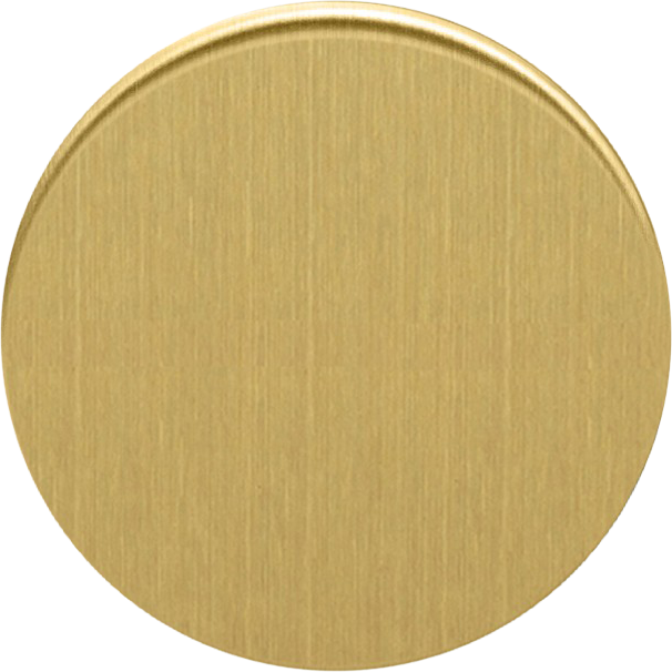Blank Bay - Brushed Brass