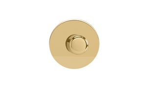 Universal Dimmer - Polished Brass