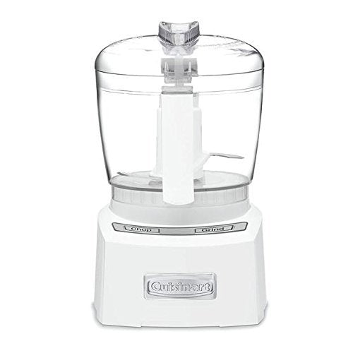 Cuisinart CH-4FR Elite 4 Cup Chopper White (Certified Refurbished)