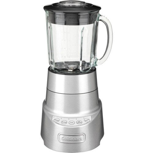 Cuisinart CB-1200PCFR Smart Power Deluxe Blender Stainless Steel (Certified Refurbished)