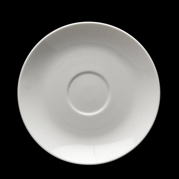 "Fortessa Caldera 5.37"" Saucer for Espresso Cup - Set of 4"