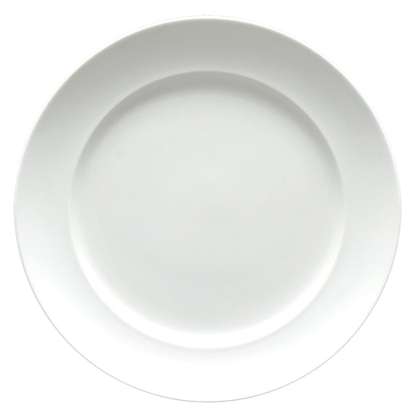 Fortessa Fortaluxe Superwhite Vitrified China Dinnerware, Cassia 11-3/4-Inch Dinner Plate, Set of 6