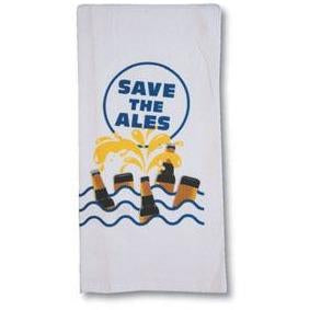 CorkPops 66680 Save The Ales Bar Towel