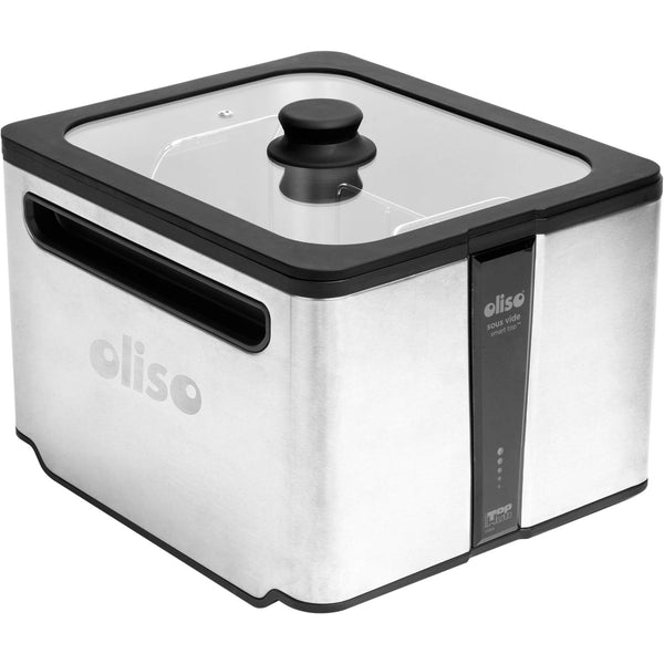 Oliso 60001020 SmartTop Water Bath for SmartHub Induction Cooktop (Top Only), 11 Quart