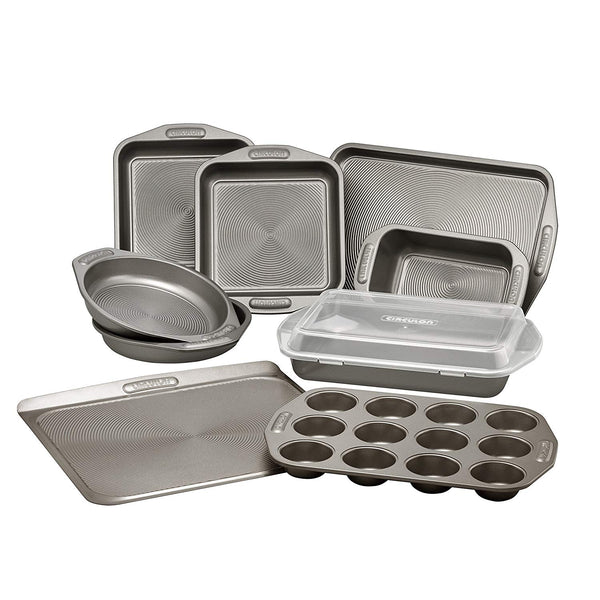 Circulon Total Nonstick Bakeware Set, 10-Piece
