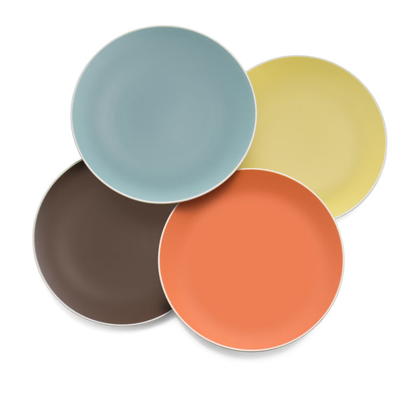 Nambé POP Colours Accent Plates (Set of 4)