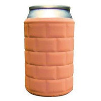 Corkpops SZAO1 22 Below Insulating Can Sleeve Atomic Orange