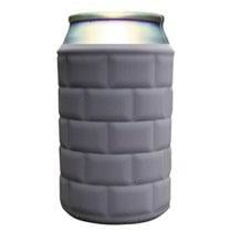 Corkpops SZCG1 22 Below Insulating Can Sleeve Charcoal Grey