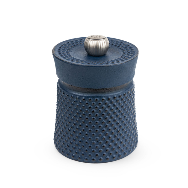 Peugeot 36621 Bali Cast Iron Pepper Mill 3 Inch, Blue
