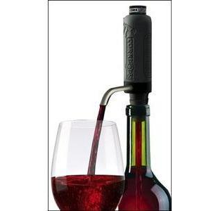 Corkpops 02222 Vinostream Wine Aerator And Dispenser
