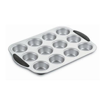 Cuisinart SMB-12MP Easy Grip Bakeware 12-Cup Muffin Pan