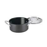Cuisinart GG44-22 GreenGourmet Hard-Anodized Nonstick 4-Quart Dutch Oven with Cover