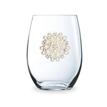Corkpops 0200-004-200 Round Pearl Stemless