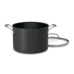 Cuisinart 666-24 Chef's Classic Nonstick Hard-Anodized 8-Quart Stockpot with Lid