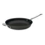 Cuisinart 622-30H Chef's Classic Nonstick Hard-Anodized 12-Inch Open Skillet with Helper Handle