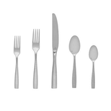 Fortessa Ringo Flatware 20 Piece Place Setting Polished Stainless