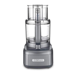 Cuisinart DLC-6BWFR 8 Cup Food Processor, Black (Certified Refurbished)