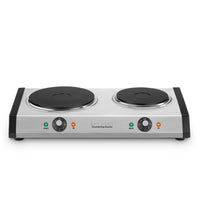 Cuisinart CB-60 Cast Iron Double Burner