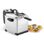 Cuisinart CDF-170 3.4-quart Digital Deep Fryer
